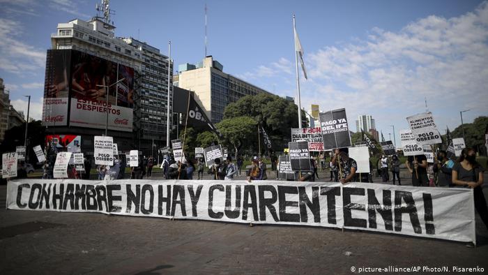 Coronavirus dejara 29 millones de nuevos pobres en Latinoamérica