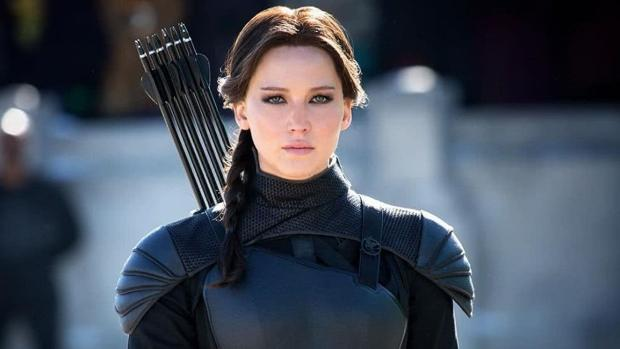 Katniss Everdeen - La protagonista de los juegos del hambre