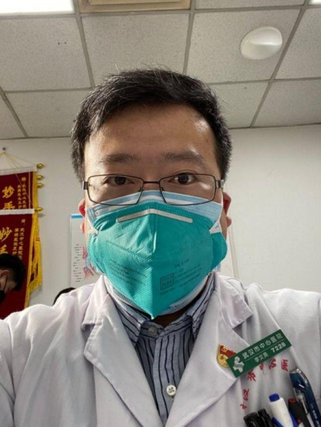 Li Weilang - Un héroe de la pandemia del coronavirus