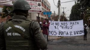 Protestas laborales en la pandemia