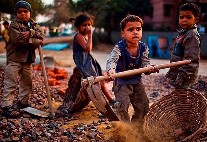 Abolir el Trabajo Infantil - Una de las luchas del Dia Internacional de los Trabajadores