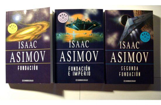 La Saga de la Fundacion para los amantes de la ciencia ficción en el día del libro