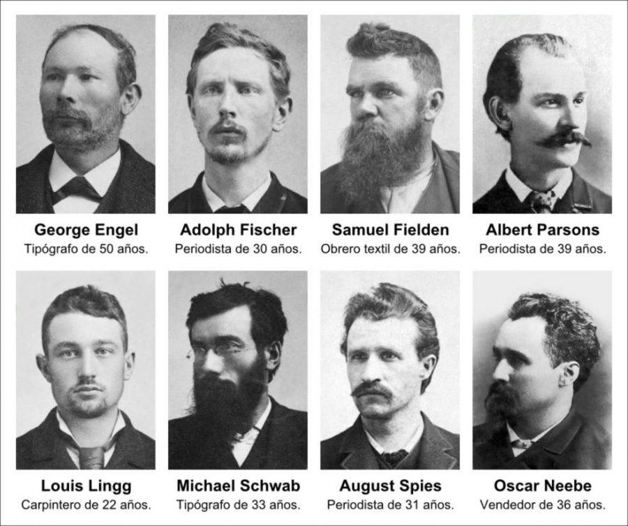 Los Mártires de Chicago - Por el Día Internacional de los Trabajadores